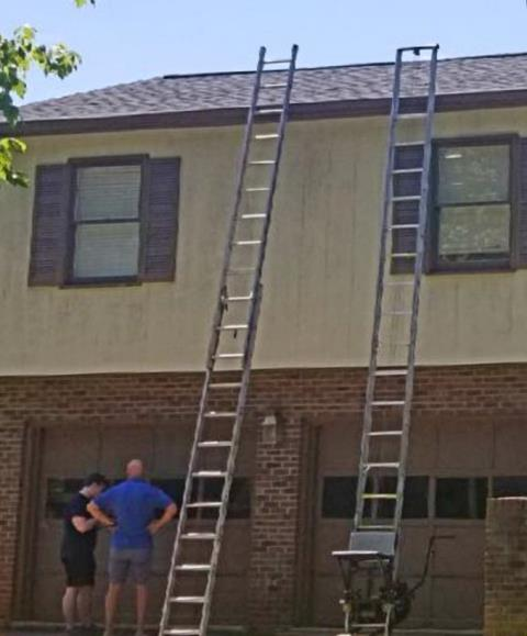 Boone, NC - Atlas Construction residential roof replacement in Boone NC. We also work in Hickory NC.