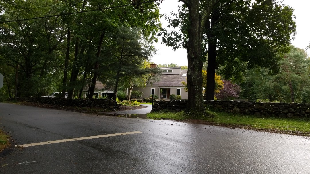 Stow, MA - This home will be getting a new aluminum standing seam metal roof very soon!