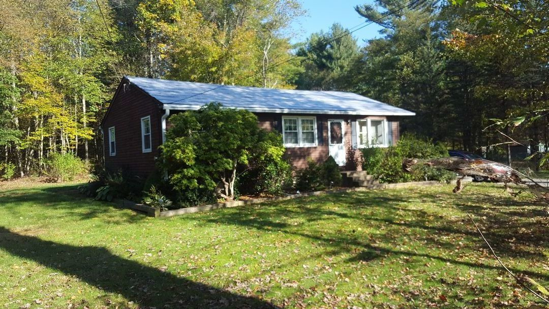 Spencer, MA - We are ready for aluminium metal shingles in Spencer Mass