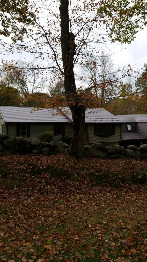 Hubbardston, MA - There's high quality aluminum metal roofs and theres's junk....get a high quality metal roof installed by pros!