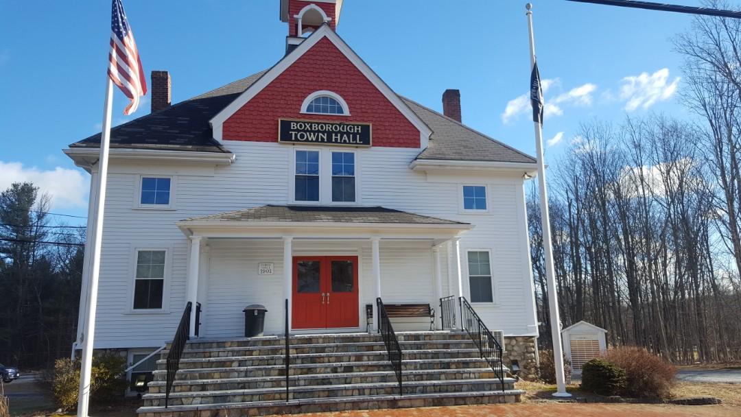 Boxborough, MA - Pulling permit for next job in Boxborough Mass