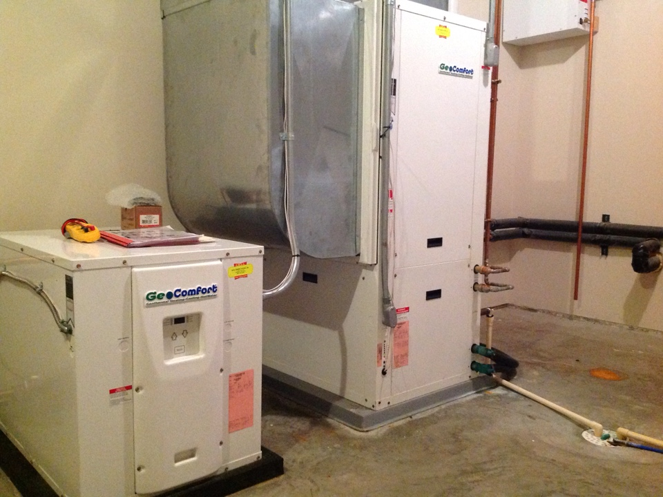 North Mankato, MN - Geothermal air conditioning repair