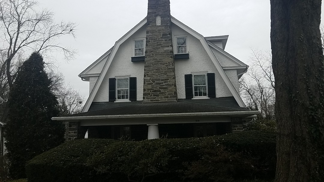 Merion Station, PA - Roof replacement