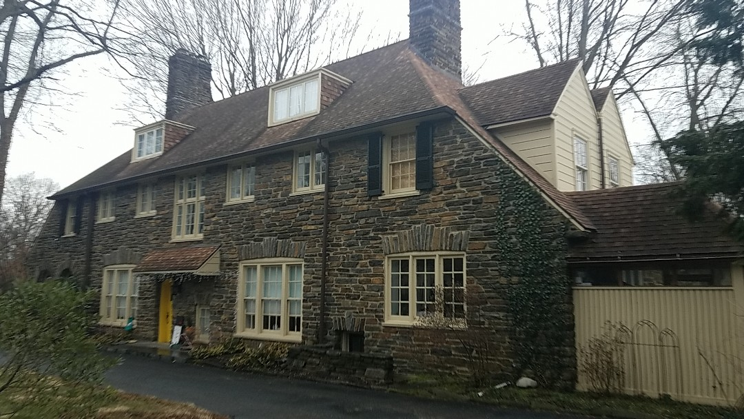 Wynnewood, PA - Full shingle gaf timberline roof replacement