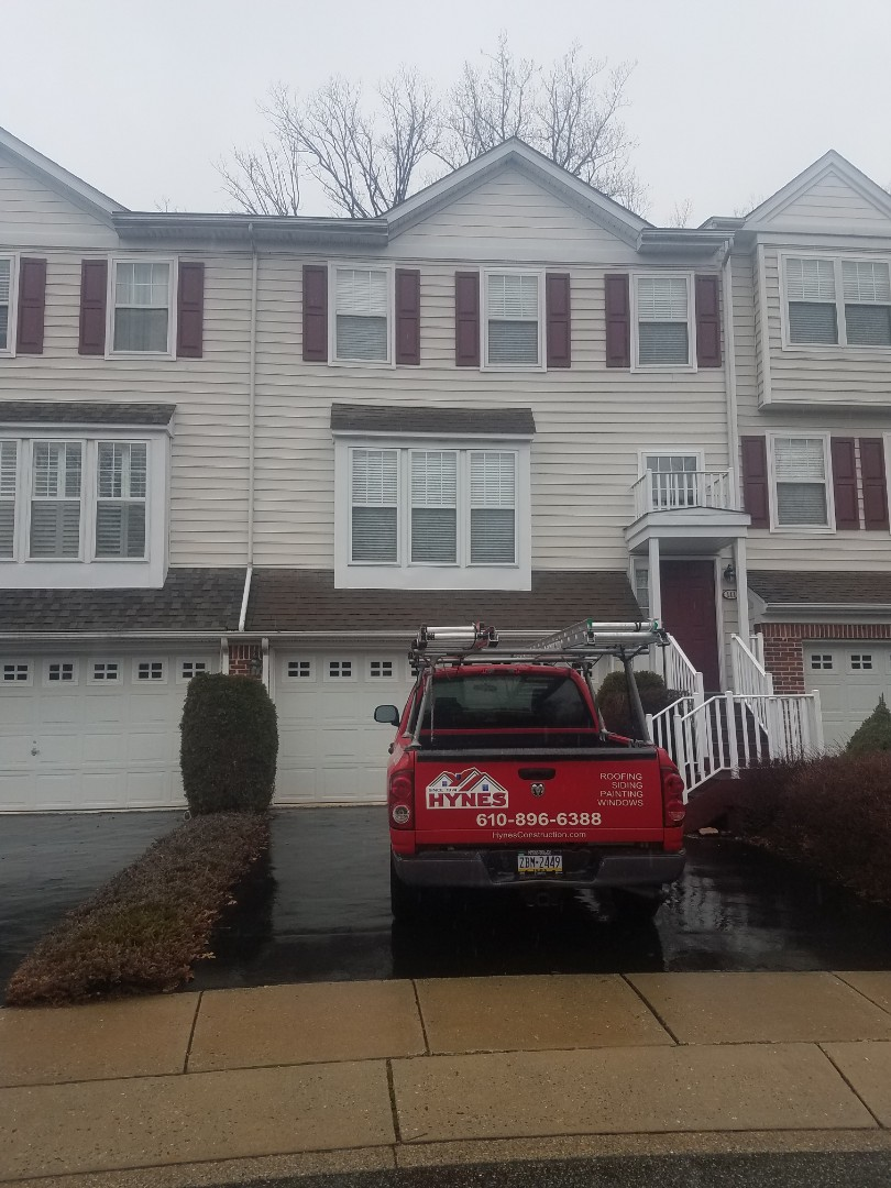 Malvern, PA - Replacing entire shingle roof with GAF Timberline HD shingles with GAF GOLDEN PLEDGE LIFETIME WARRANTY