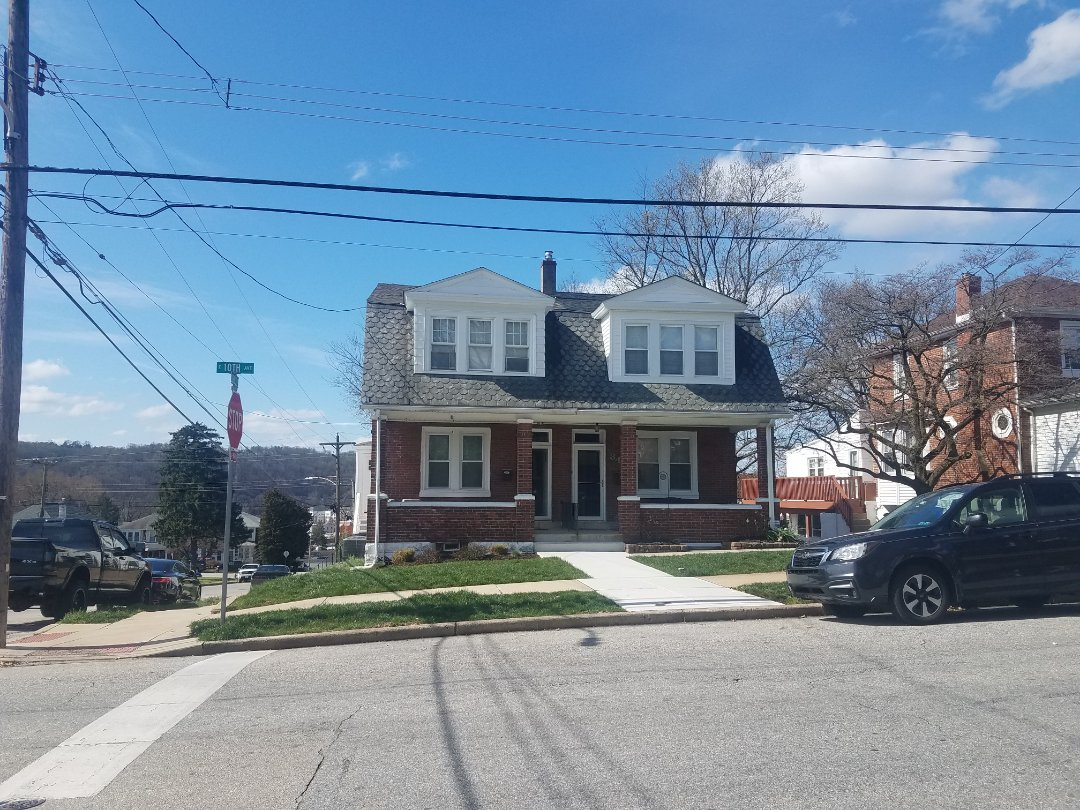 Conshohocken, PA - Slate removal and roof replacement