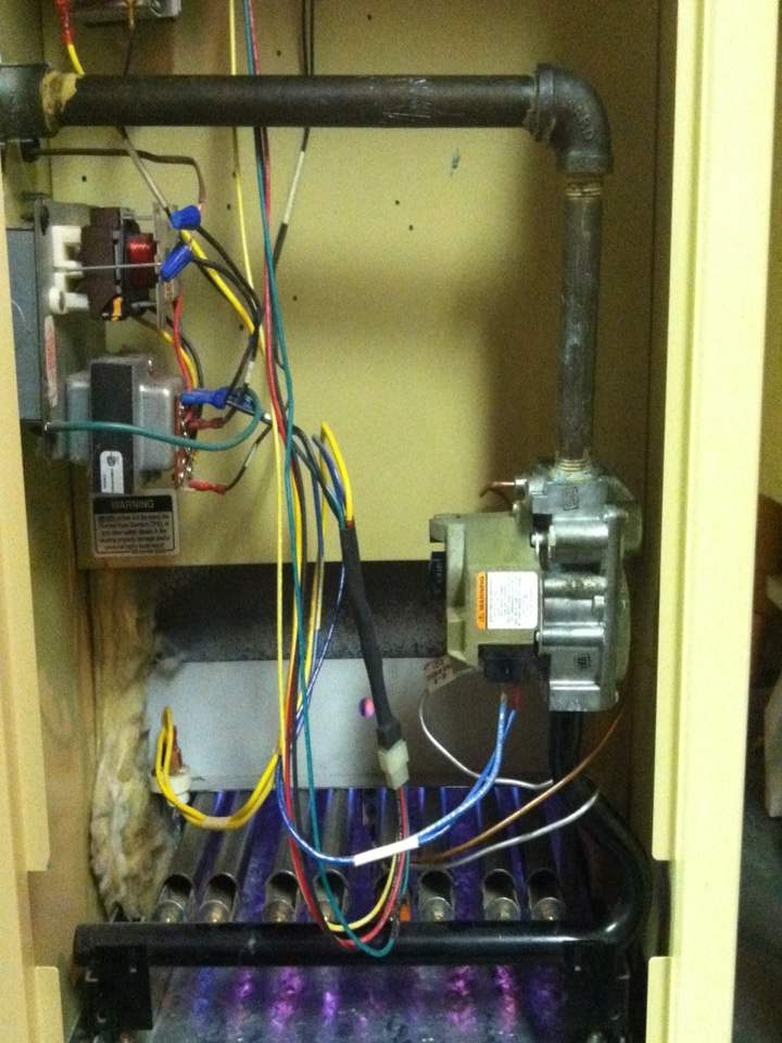 Bala Cynwyd, PA - Preventive maintenance on a Weil McLain gas boiler in Montgomery County PA