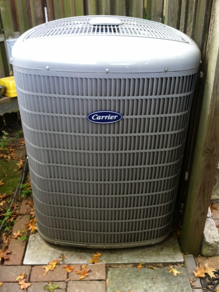 Ardmore, PA - Hear PMA of Carrier heat pump