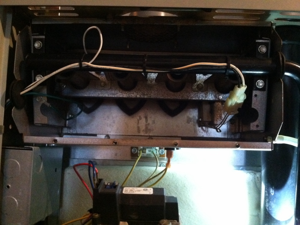 Newtown Square, PA - Heat PMA on Trane system