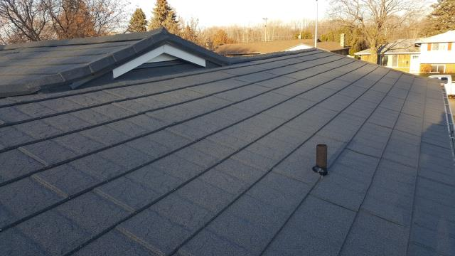 Charter Township of Clinton, MI - Stone Coated Steel Roofing Installations increase the value of your home, reduce insurance rates, lower environmental impact, and is the last roof you'll ever need to install on your home.