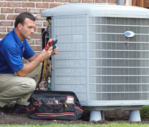 Stockton, CA - HVAC contract and heating company near me that does heating repair, heating maintenance and heating installation