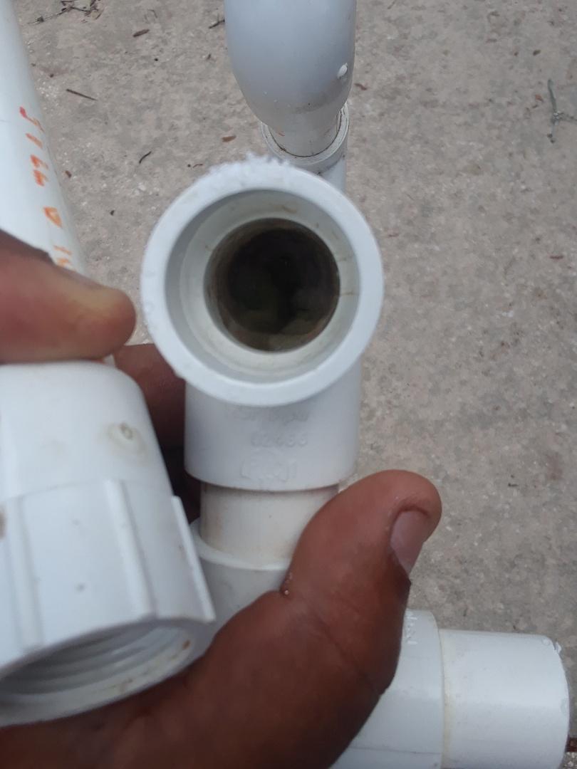 Maitland, FL - Fixing water leak
