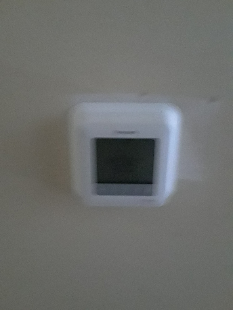 Winter Springs, FL - Installed new thermostat for family and Winter Springs