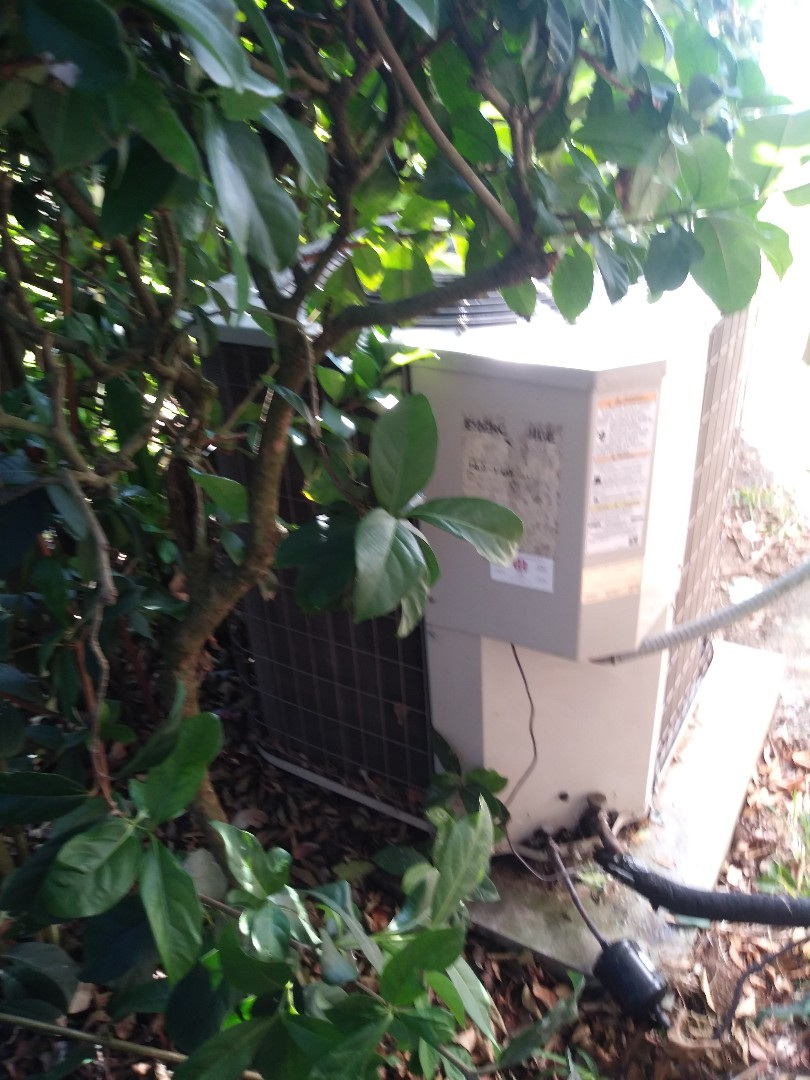 Ocoee, FL - Preventive maintenance on air conditioner system for family in Ocoee