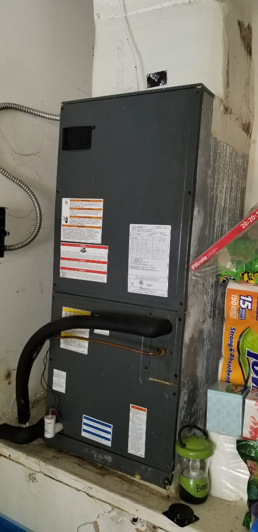 Lake Mary, FL - Needed to clean up the drain system and set up sometime a cleaning of the indoor coil