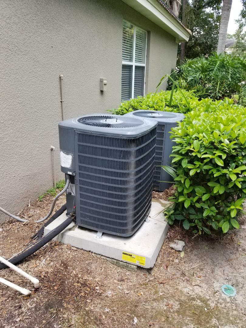 Lake Mary, FL - Replaced the txv valve and now this is working 100% agian