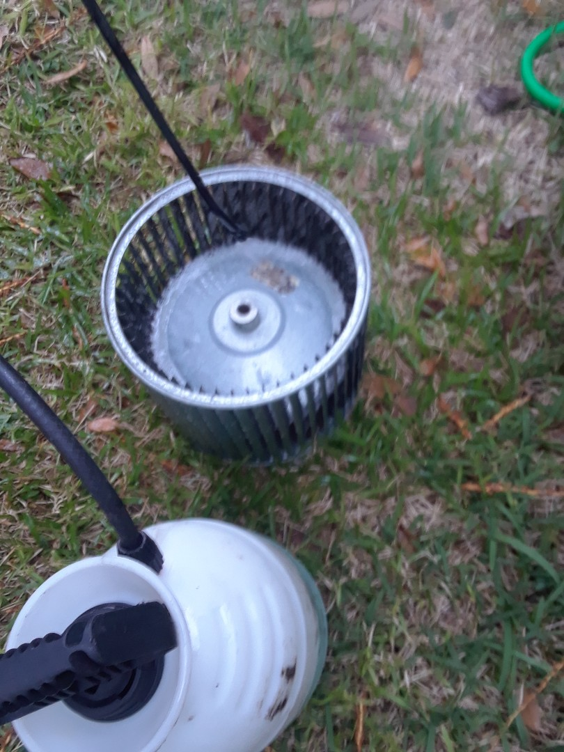 Winter Garden, FL - Pull and clean evaporator coil and blower motor