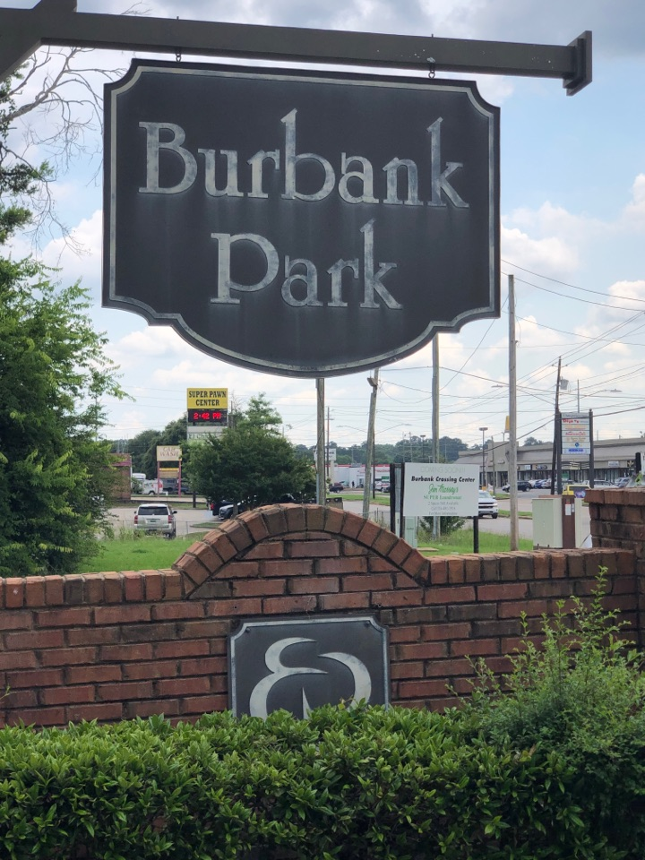 Montgomery, AL - Residential re-key in the Burbank Park subdivision of Montgomery Alabama