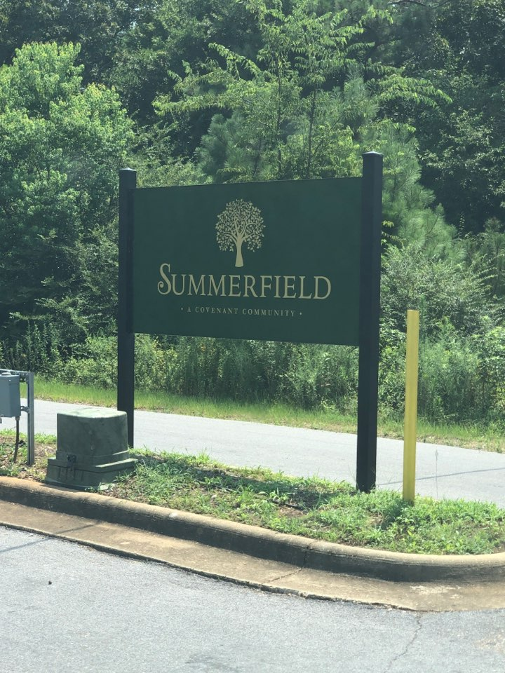 Residential re-key in the Summerfield subdivision Deatsville Alabama