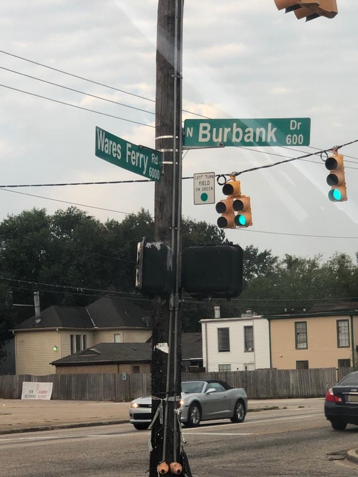 Residential re-key off of N. Burbank Dr., Montgomery, AL