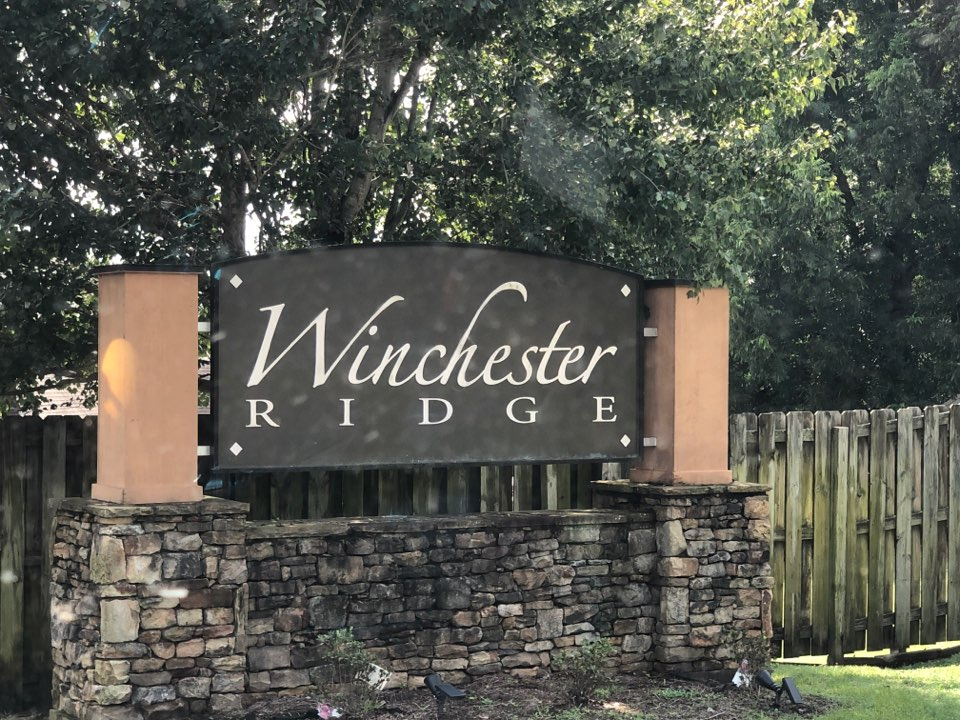 Residential re-key in the Winchester Ridge subdivision Prattville Alabama