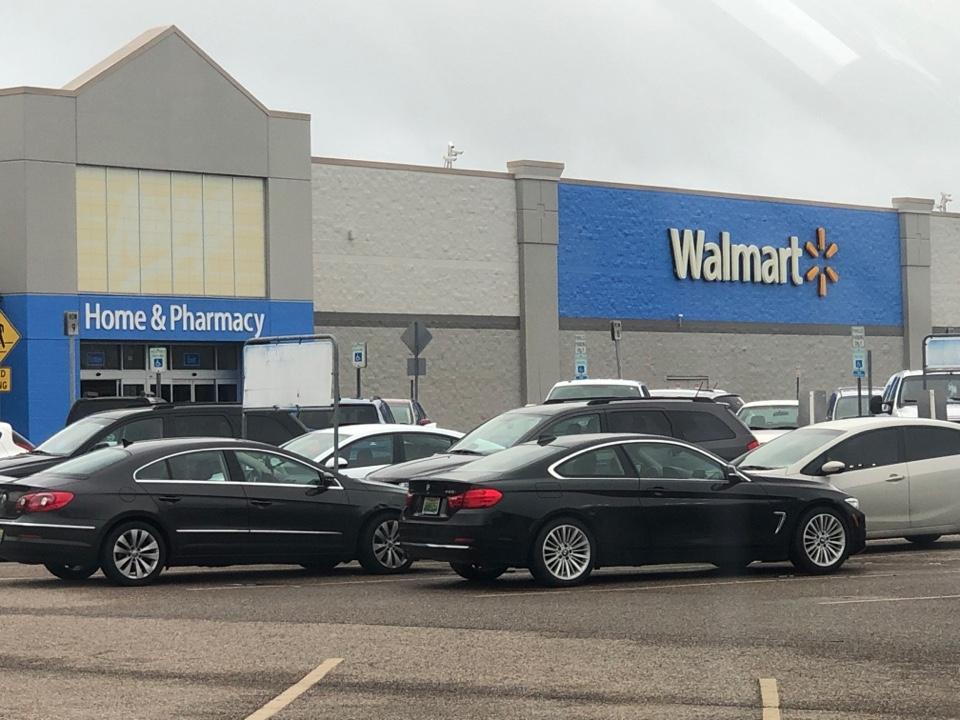 Automotive lockout Walmart Atlanta Highway