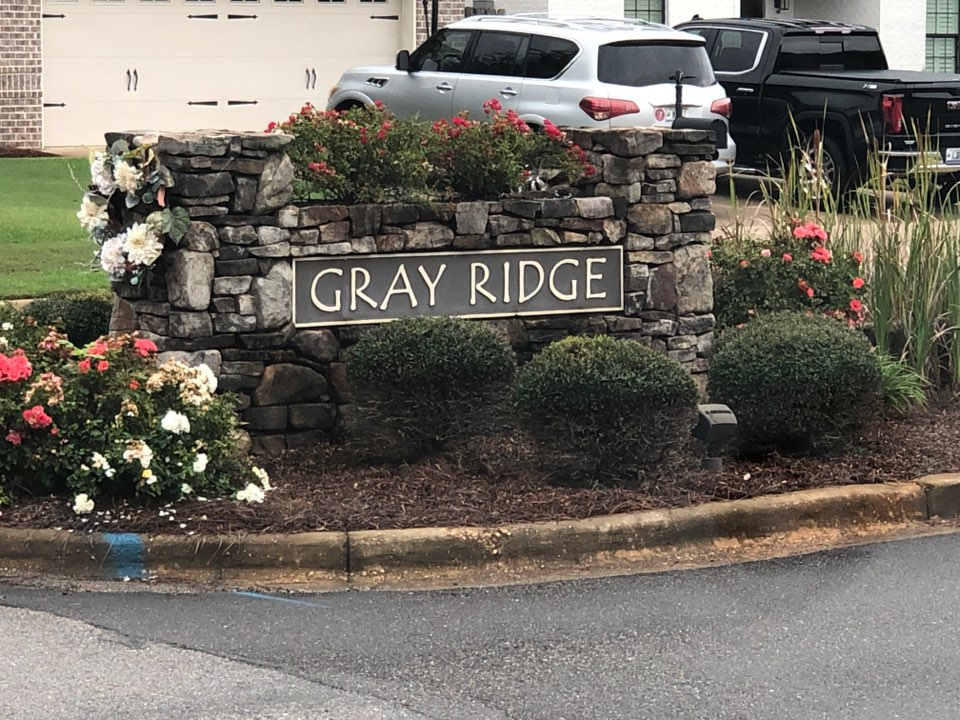 Residential re-key in Gray Ridge Subdivision Pike Rd., Alabama