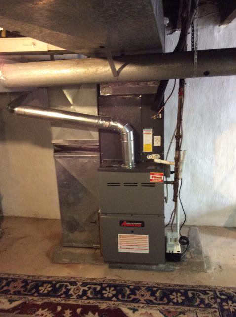 A/C & Heater Installation
