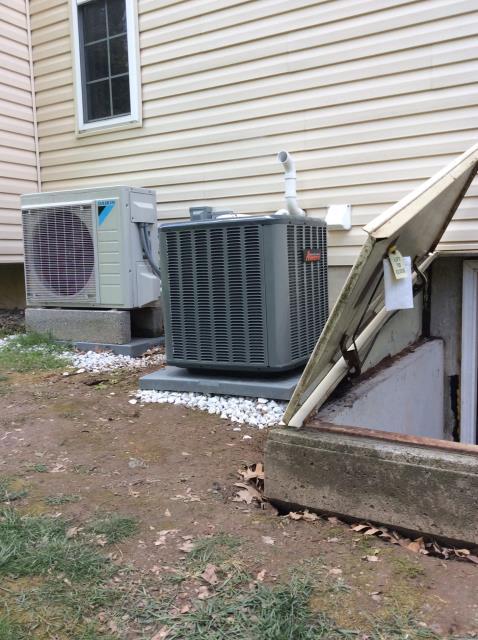 Heater & A/C Installation