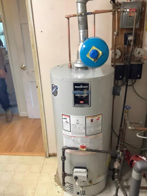 Wyndmoor, PA - Hot Water Heater Installation