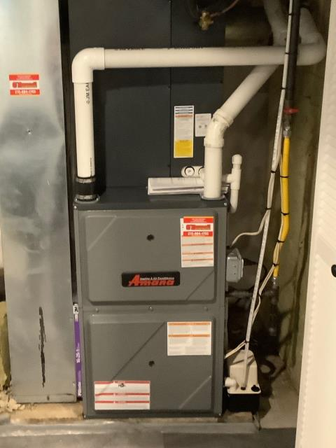 Oreland, PA - Supplied & Installed new Amana system