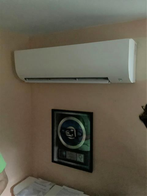 Wyndmoor, PA - Split Ductless Installation