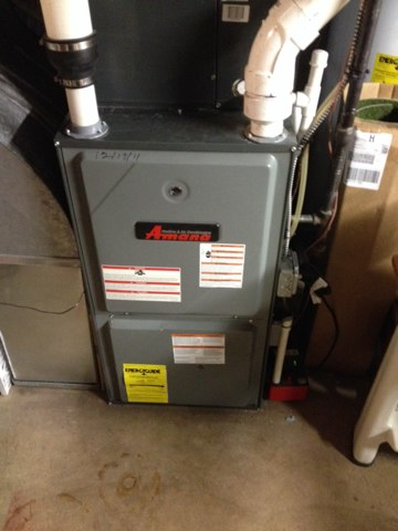 Meadowbrook, PA - Heating inspection under contract
