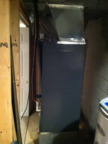 Hatfield, PA - In stall new heat pump