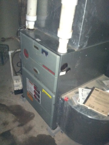 Springfield, PA - Heater inspection