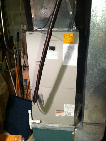 Upper Dublin, PA - Heat pump inspection