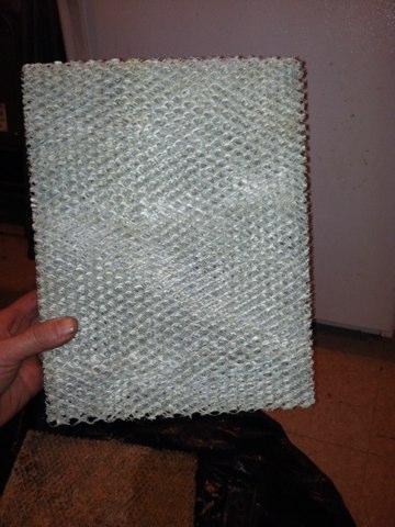 Cheltenham, PA - Heat inspection and new huminipher pad