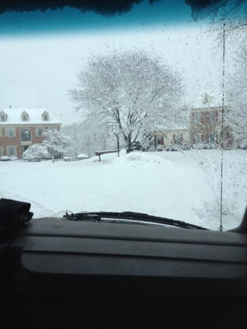 Jamison, PA - No snow is too much for us!!!!