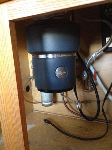 Lafayette Hill, PA - Install new insinkerator garbage disposal