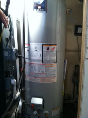 Erdenheim, PA - New 50 gallon hot water heater