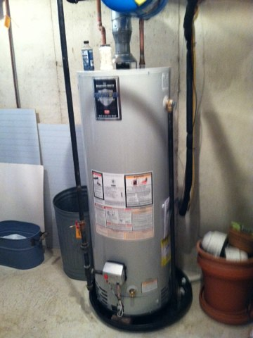 Chalfont, PA - New 50 gallon hot water heater