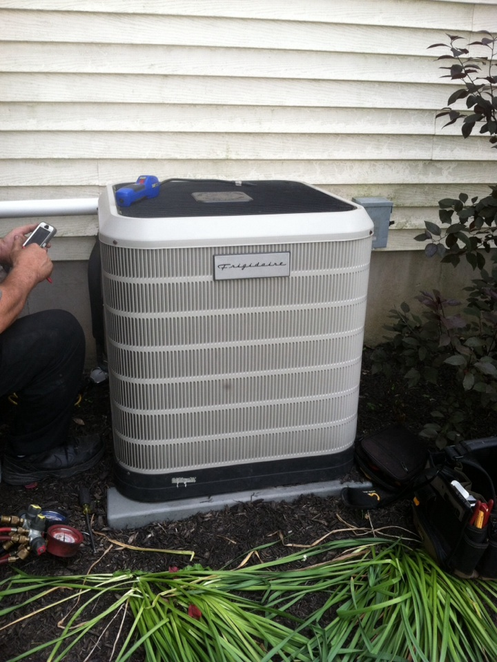 Warrington, PA - A/c inspection
