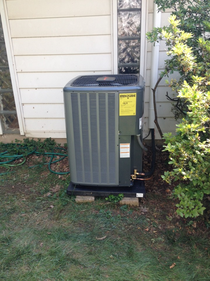 Erdenheim, PA - S&I coil and condenser 14.5 seer!!