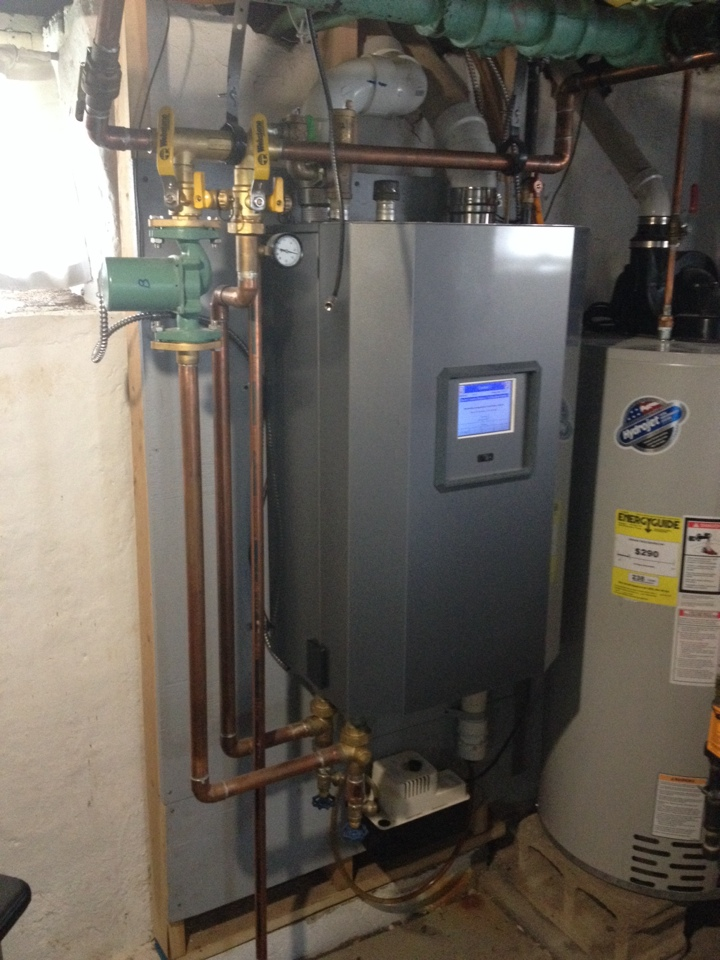Willow Grove, PA - Heat inspection per agreement