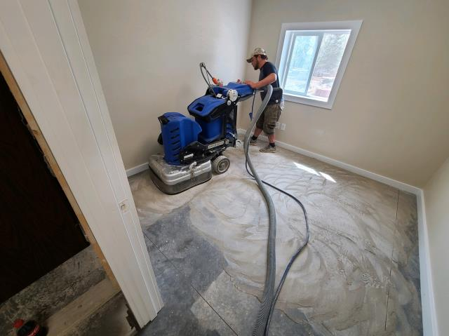 Acton, ON - Make concrete prep jobs easier and faster with a Warrior Equipment! Contact us to rent yours today!!