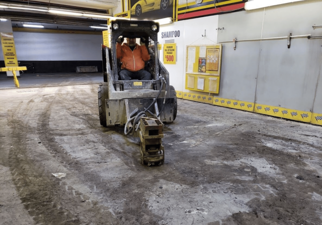 Georgetown, ON - I really appreciate the knowledge that Demolition Equipment brings to the job. They don't just rent out equipment and tools, but they have a very large professional knowledge base that is really helpful for getting a job done right and having the right tools and equipment so that everything goes smoothly!