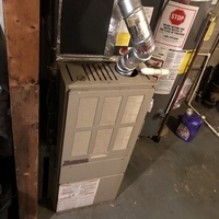 Fairfield, OH - I installed a Five Star Multi-Speed 2 Ton Electric Furnace.