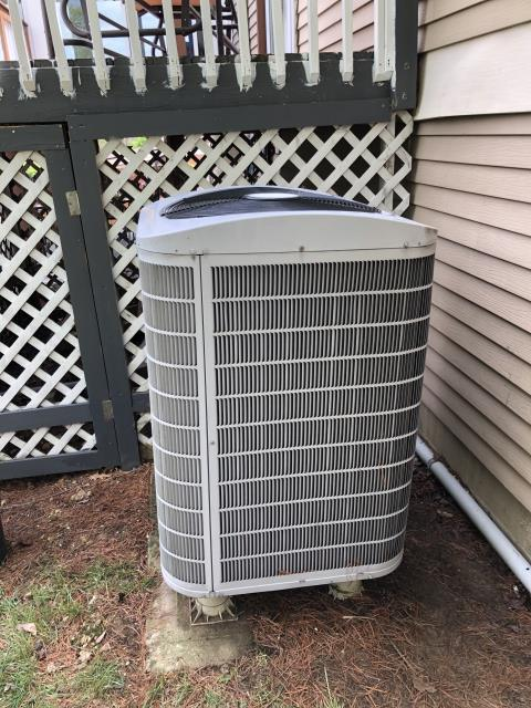 Hamilton, OH - I installed a 20x20x2 filter rack due to old filter rack having 5in of space blocked off and went over options with the customer to replace OEM evaporator coil