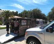Sarasota, FL - A/C tune up and maintenance.
