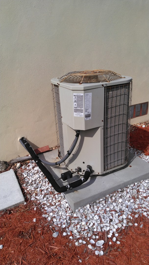 Sarasota, FL - Air conditioning repair